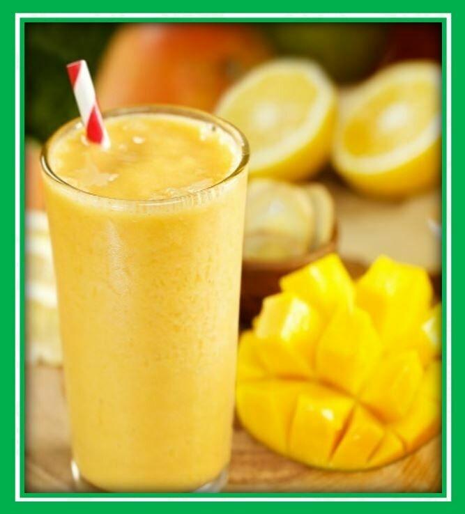 (B2) Mango Smoothie (Xoài)