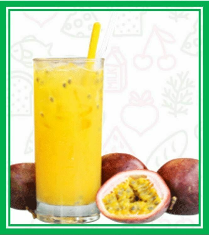 (B4) Passion Fruit Juice (Chanh Dây)
