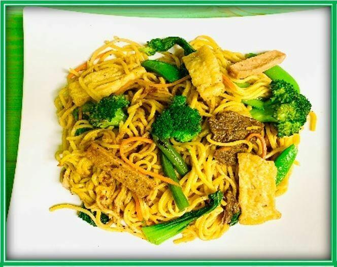 (E13) Chow Mein (Mì Xào)