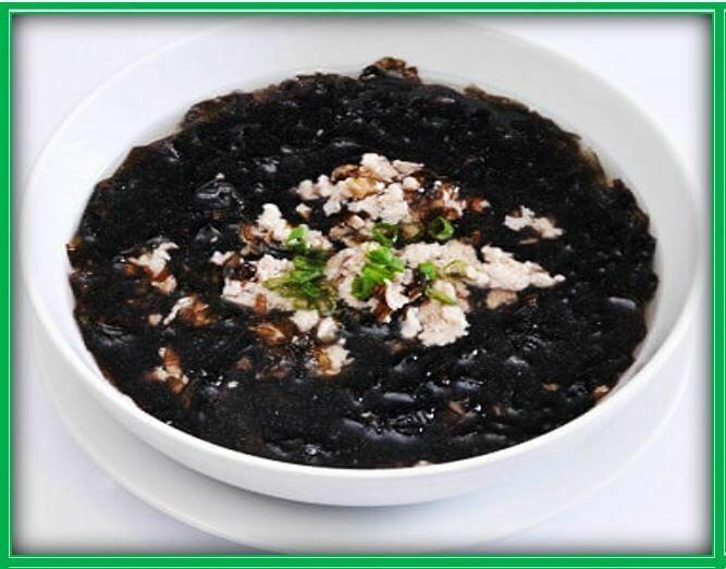 (S3) Seaweed Soup (Canh Rong Biển)