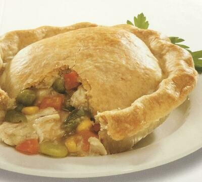 Ready To Bake Chicken Pot Pie 11oz