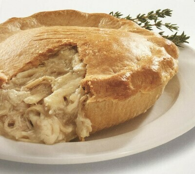 Ready To Bake Moravian Chicken Pie 11oz