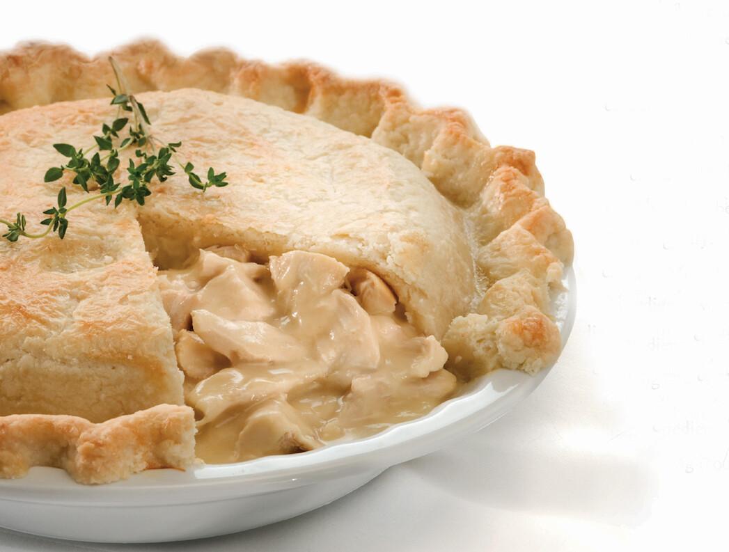 Ready to Bake Moravian Chicken Pie 40 oz. (2.5 lbs.)