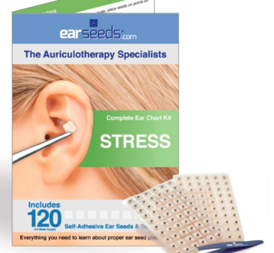 Ear Acupuncture Kit-Stress Relief