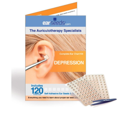 Ear Acupuncture Kit- Depression Relief