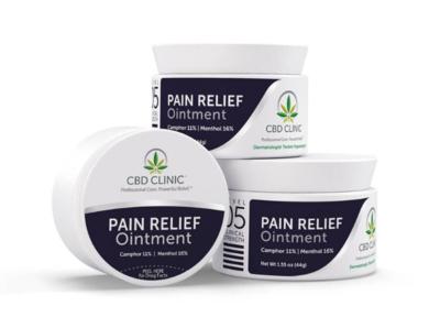 CBD CLINIC™ Level 5: Pro Sport For Severe Pain- 44g