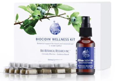 Biocidin Wellness Kit