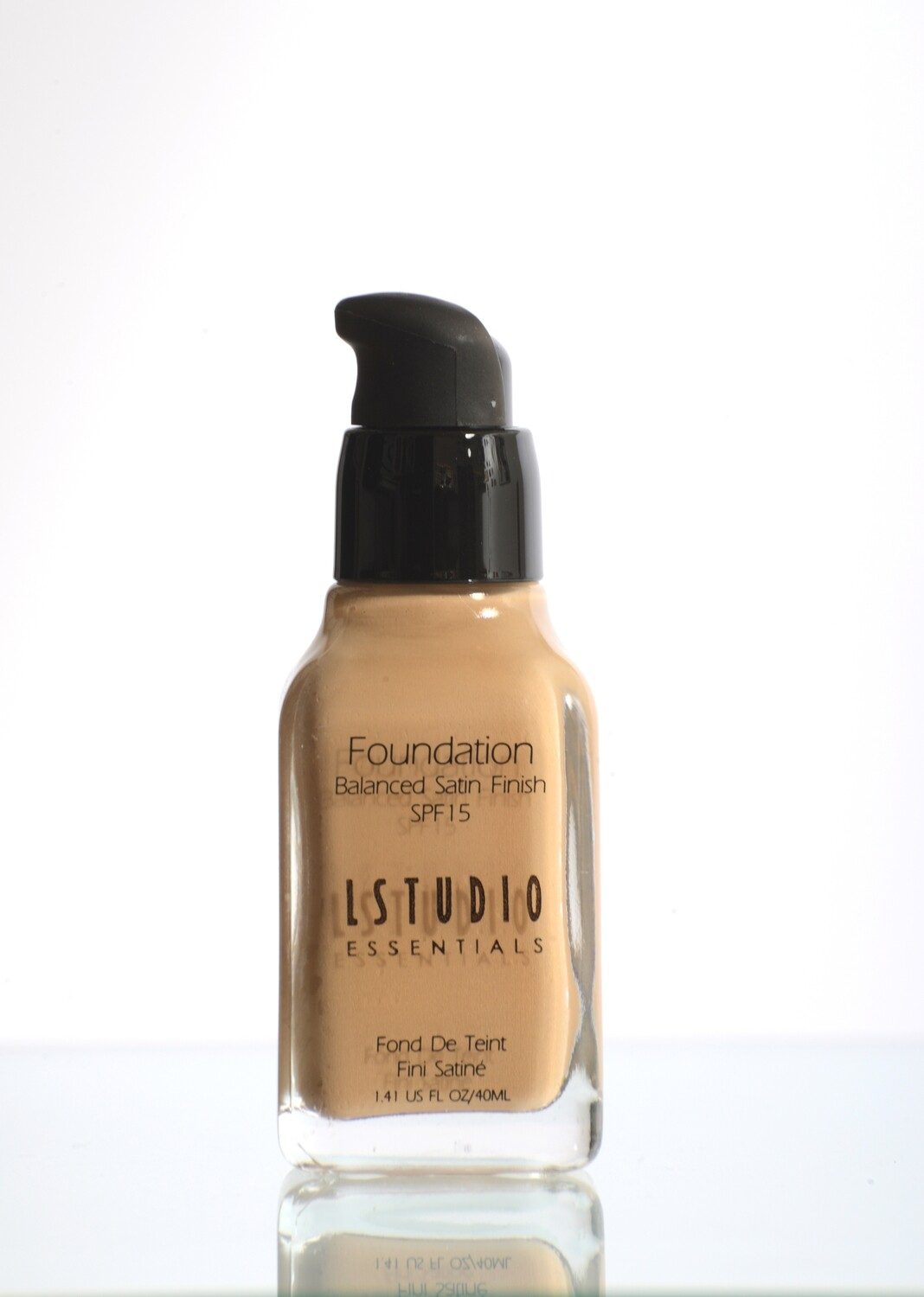 Satin Finish Foundation (16 shades)