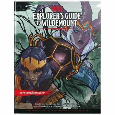 D&D Explorer's Guide To Wildemount