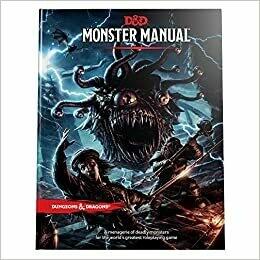 D&D Monster Manual
