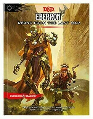 D&D Eberron: Rising From The Last War