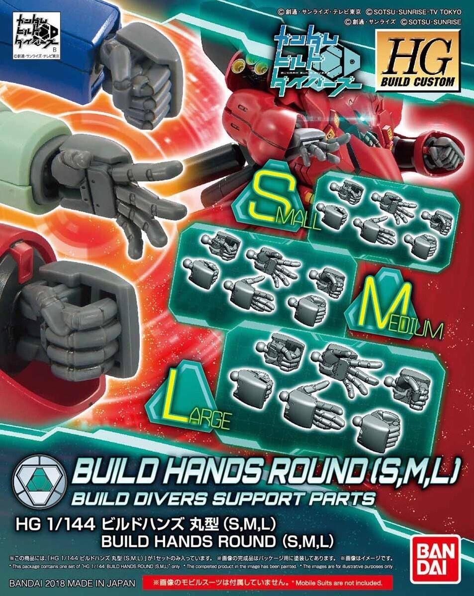 Ban230833 Hands Round