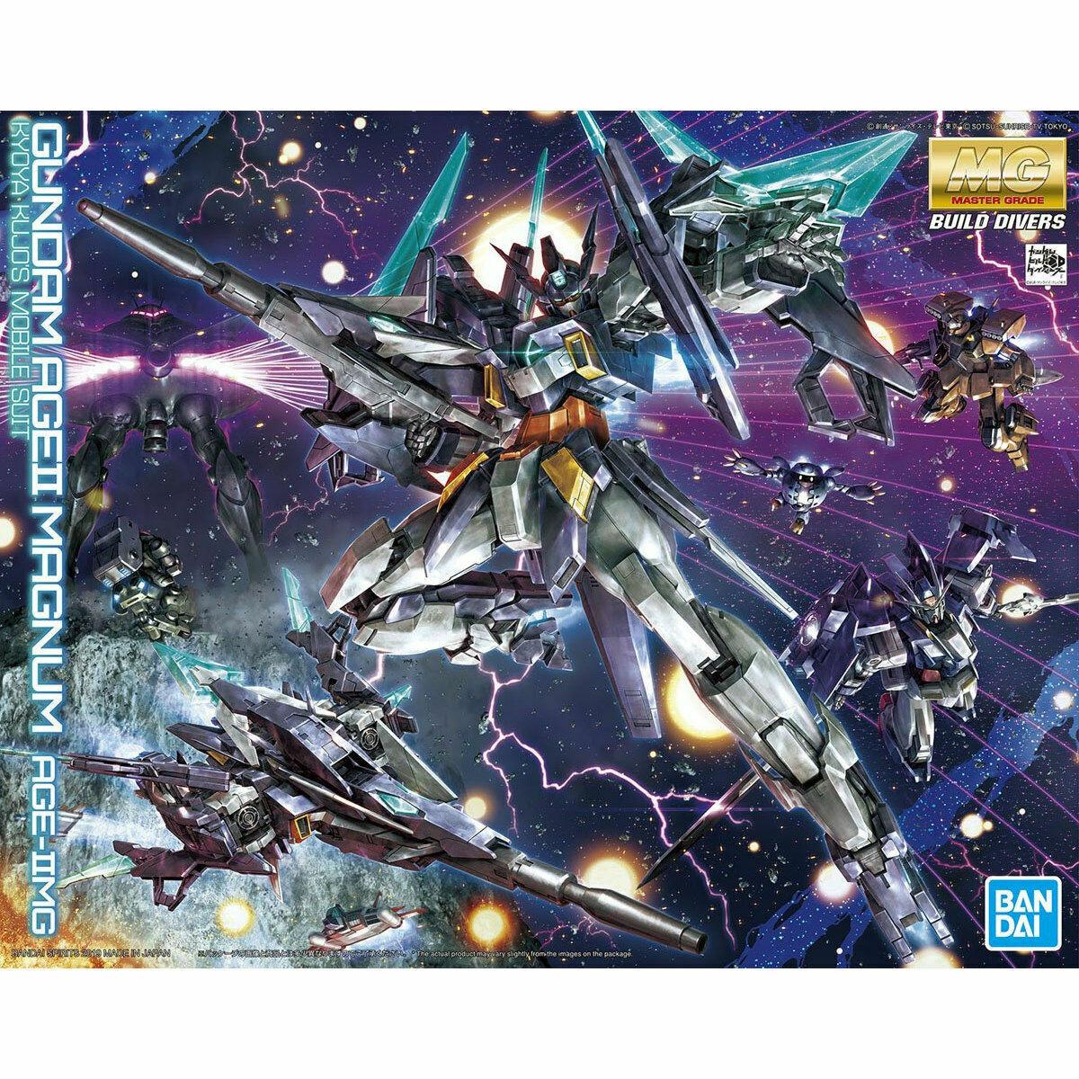 Bas5057065 Gundam Age II Magnum MG