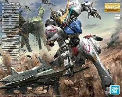 "Bas5058222 Gundam Barbatos ""Gundam IBO"" Bandai Spirits MG 1/100"