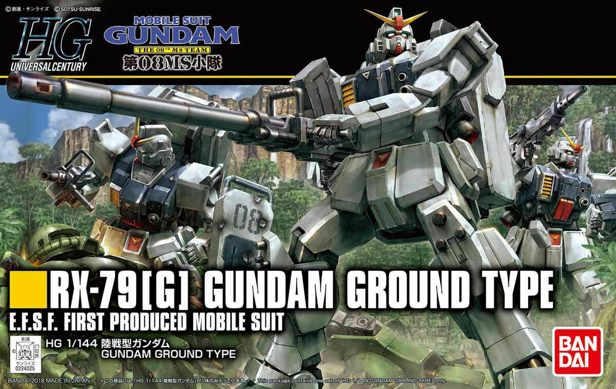 BAS5059169 #210 RX-79 Ground Type