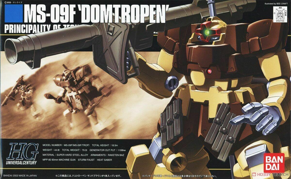 MS-09F DomTropen