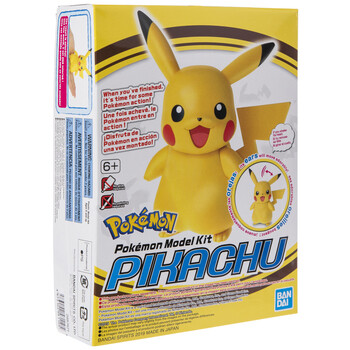 Pokemon Model Kit Pikachu