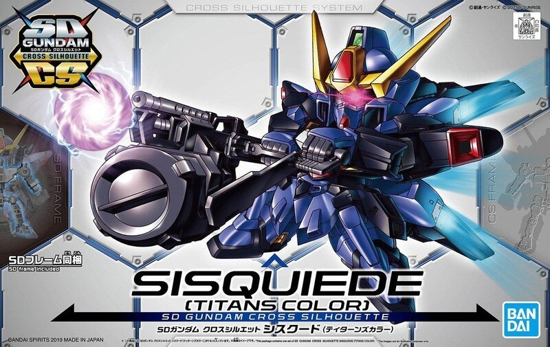 Sisquiede SD CS