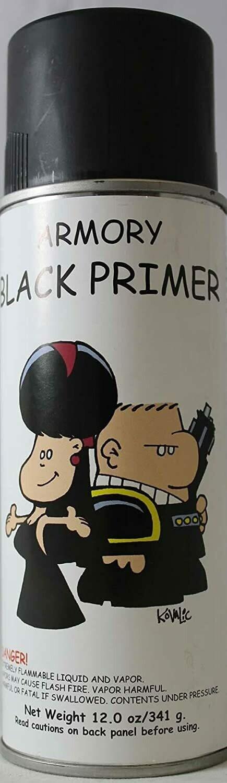 Armory Black Primer