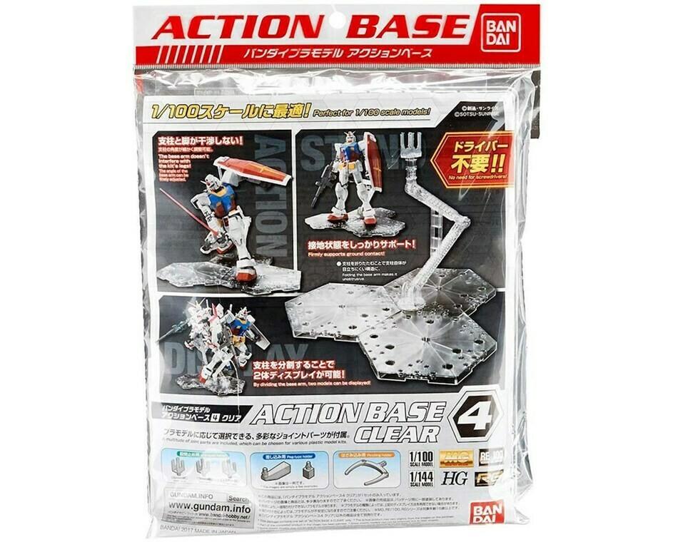 Ban222131 Clear Base