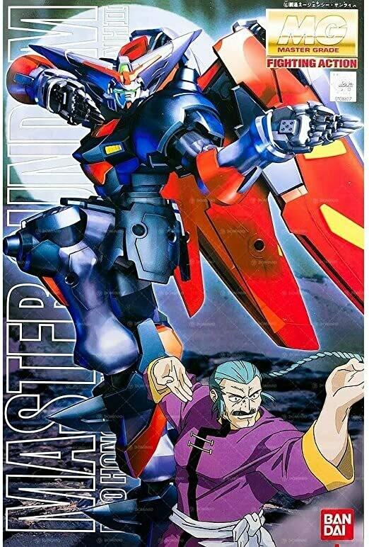 BAN108827 Master Gundam MG