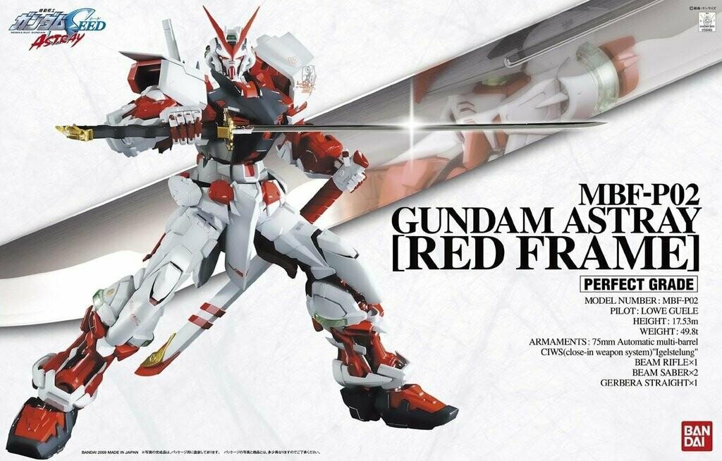 Ban158463 Gundam Astray Red Frame