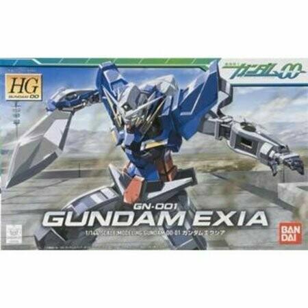 Gundam Exia HG
