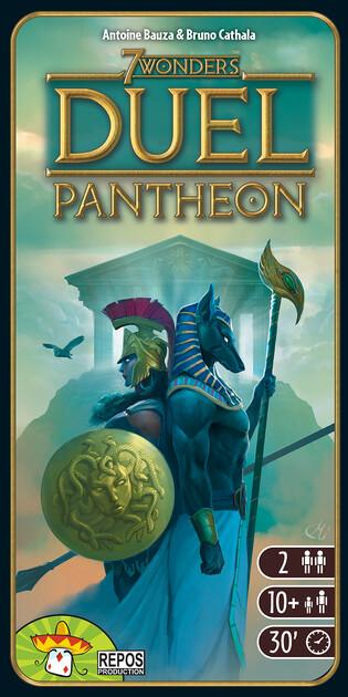 7 Wonders Duel Partheon