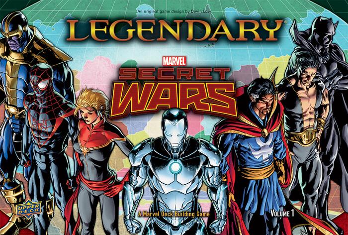 Legendary Secret Wars