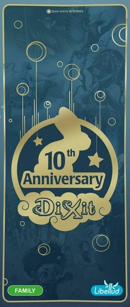 10th Anniversary Dixit Expansion
