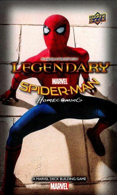Legendary Spiderman Homecoming