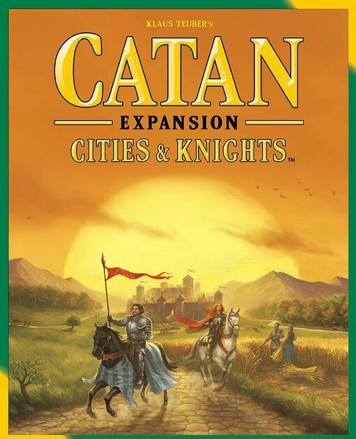 Catan (Exp) Cities & Knights