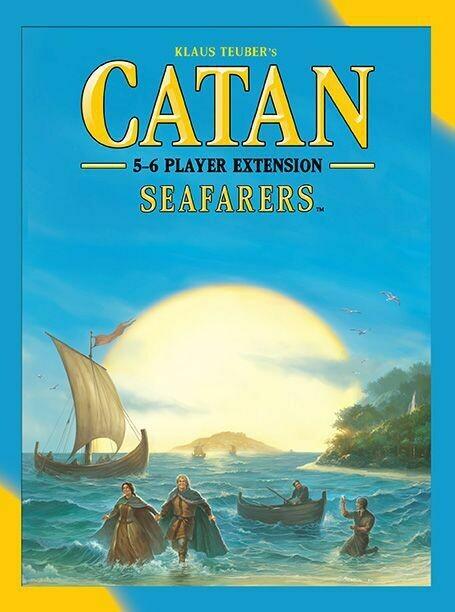 Catan Seafarers Extension