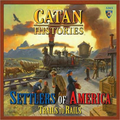 Catan Settlers Of America