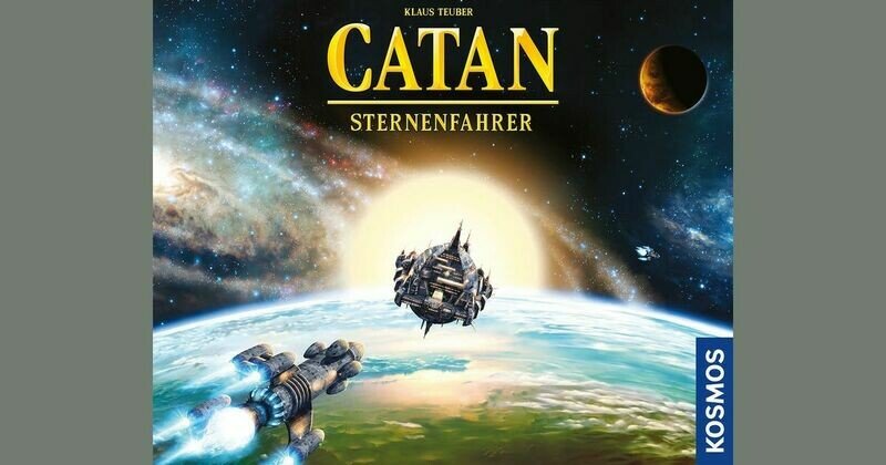 Catan Starfarers 2nd Ed