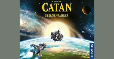 Catan Starfarers 2nd Ed