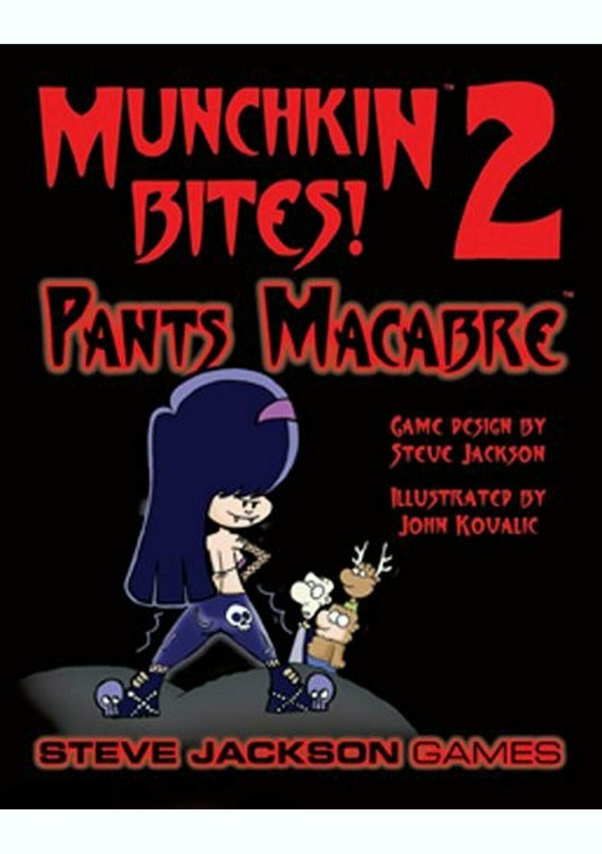 Munchkin Bites 2 Pants  Macabre