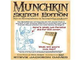 Munchkin Sketch Edition