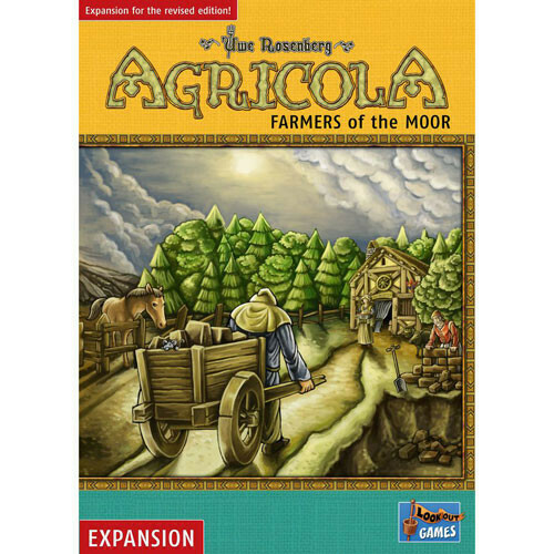 Agricola Farmers Of The Moor Expansion Pack
