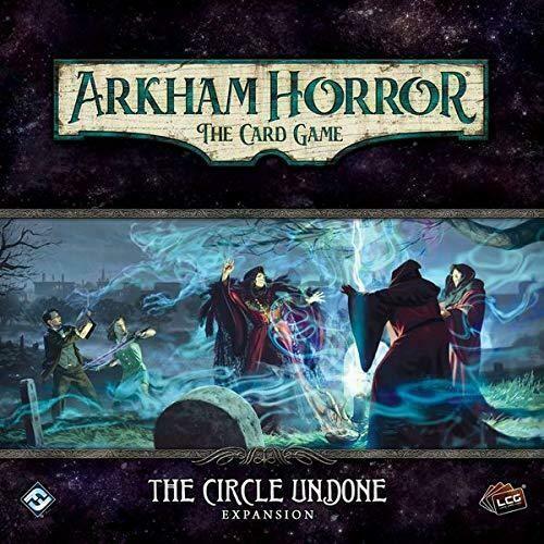 Arkham Horror TCG The Circle Undone