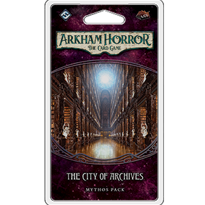 Arkham Horror Card Game City Of Archives
