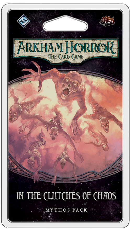 Arkham Horror The Card Game In The Clutches Of Chaos