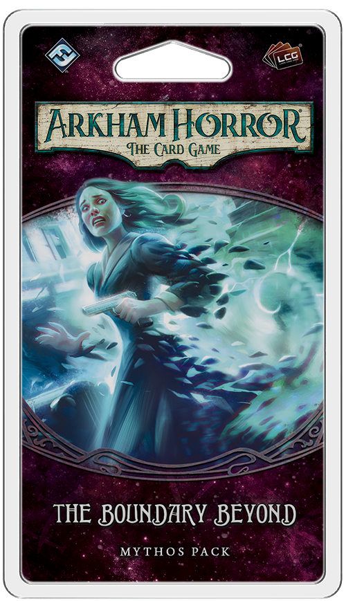 The Boundary Beyond Arkham Horror Card Game