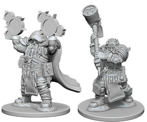 Dwarf Male Cleric 72624
