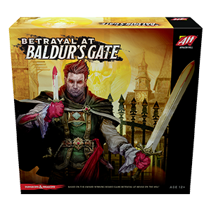 Betrayal At Balder's Gate