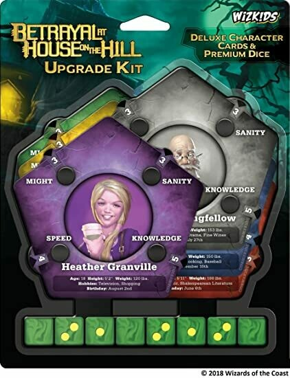 Betrayal Upgrade Kit