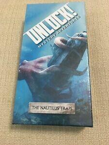 UNLOCK! NAUTILUS TRAP