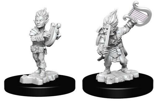 Gnome Male Bard 73344