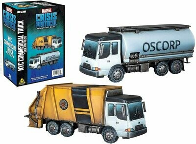 Crisis Protocol NYC Commercial Truck Terrain Pack
