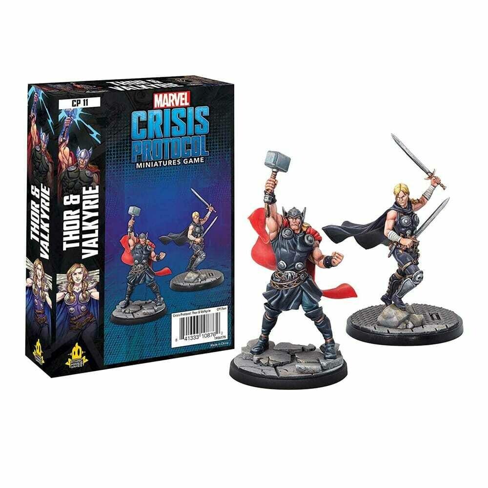 Crisis Protocol Thor & Valkyrie